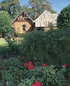 Heritage Rose Garden - Accommodation Great Ocean Road