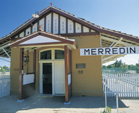 Merredin Railway Museum - Accommodation Great Ocean Road