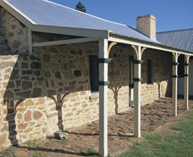 Ellensbrook Historic Home and Picnic Grounds - Accommodation Great Ocean Road