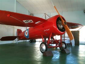 Captain Harry Butler Red Devil Monoplane Memorial - Accommodation Great Ocean Road