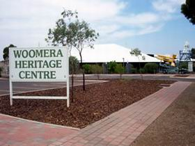 Woomera Heritage and Visitor Information Centre - Accommodation Great Ocean Road