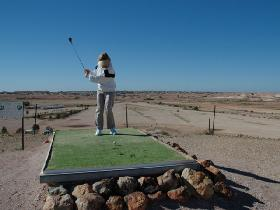 Coober Pedy Opal Fields Golf Club - Accommodation Great Ocean Road