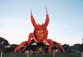 The Big Lobster - Accommodation Great Ocean Road
