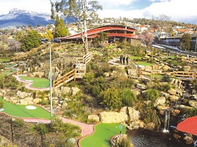 Putters Adventure Golf - Accommodation Great Ocean Road