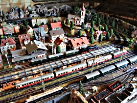 Tudor Court Model Village and German Model Train World - Accommodation Great Ocean Road