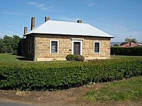 Oatlands Court House - Accommodation Great Ocean Road