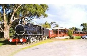 Margate Train - The - Accommodation Great Ocean Road