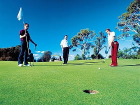 Queenstown Golf Club - Accommodation Great Ocean Road
