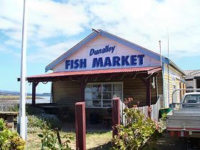 Dunalley Fish Market - Accommodation Great Ocean Road