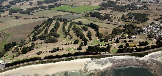 Seabrook Golf Club - Accommodation Great Ocean Road