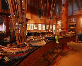 Maruku Retail Gallery - Accommodation Great Ocean Road