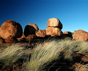 Karlu Karlu/Devils Marbles Conservation Reserve - Accommodation Great Ocean Road