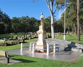 Pimpama and Ormeau War Memorial - Accommodation Great Ocean Road