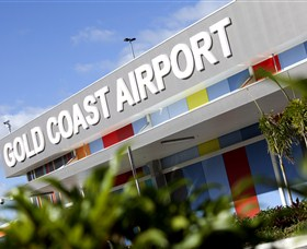 Gold Coast Airport - Accommodation Great Ocean Road