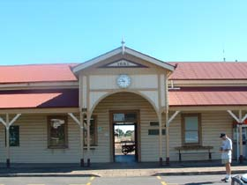 Maryborough Railway Station - Accommodation Great Ocean Road