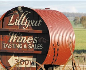 Lilliput Wines - Accommodation Great Ocean Road