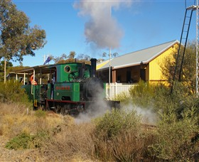Red Cliffs Historical Steam Railway - Accommodation Great Ocean Road