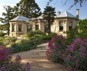 Buda Historic Home  Garden - Accommodation Great Ocean Road