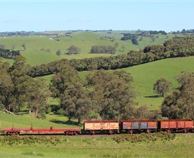 South Gippsland Tourist Railway - Accommodation Great Ocean Road