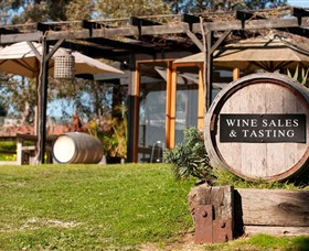 Saint Regis Winery Food  Wine Bar - Accommodation Great Ocean Road