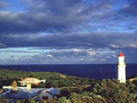 Cape Schanck Lighthouse Reserve - Accommodation Great Ocean Road