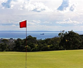 Rosebud Park Golf Course - Accommodation Great Ocean Road