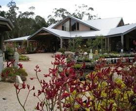 Kuranga Native Nursery and Paperbark Cafe - Accommodation Great Ocean Road