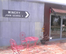 John Gehrig Wines - Accommodation Great Ocean Road