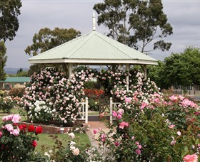 Morwell Centenary Rose Garden - Accommodation Great Ocean Road