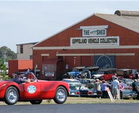 Gippsland Vehicle Collection - Accommodation Great Ocean Road