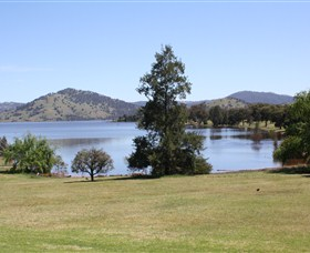 Inland Waters Holiday Parks Grabine Lakeside - Accommodation Great Ocean Road