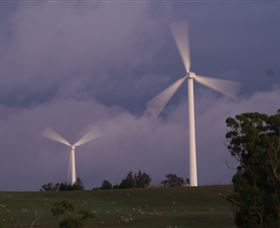 Crookwell Wind Farm - Accommodation Great Ocean Road
