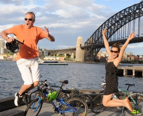 Bikebuffs - Sydney Bicycle Tours - Accommodation Great Ocean Road
