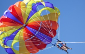 Port Stephens Parasailing - Accommodation Great Ocean Road