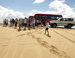 Port Stephens 4WD Tours - Accommodation Great Ocean Road