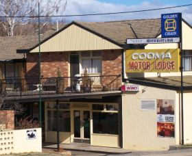 Cooma Motor Lodge Coach Tours - Accommodation Great Ocean Road