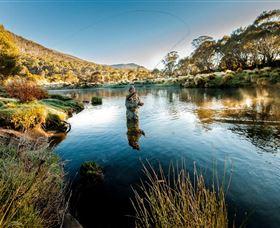 Fly Fishing Tumut - Accommodation Great Ocean Road