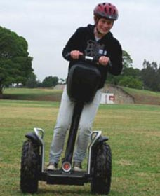Segway Tours Australia - Accommodation Great Ocean Road