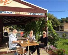Artback Australia Gallery and Cafe - Accommodation Great Ocean Road