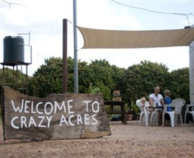 Crazy Acres - Accommodation Great Ocean Road