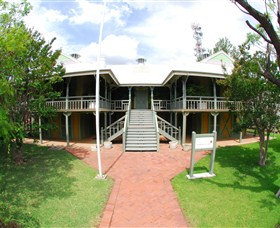Moree Lands Office Historical Building - Accommodation Great Ocean Road