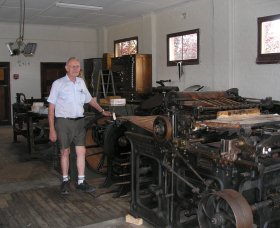 Henty Observer Printing Museum - Accommodation Great Ocean Road