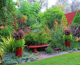 Out of Town Nursery and Humming Garden - Accommodation Great Ocean Road