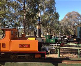 Mudgee Miniature Railway - Accommodation Great Ocean Road