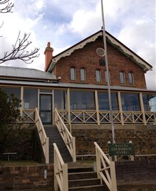 Historic Buildings Walking Tour - Accommodation Great Ocean Road