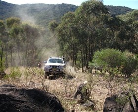 Geraldine 4WD Recreation Park - Accommodation Great Ocean Road