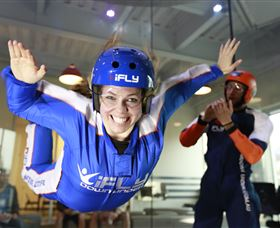 iFly Indoor Skydiving - Accommodation Great Ocean Road