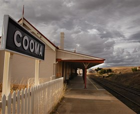Cooma Monaro Railway - Accommodation Great Ocean Road
