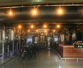 Pumpyard Bar and Brewery - Accommodation Great Ocean Road