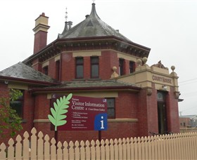 Yarram Courthouse Gallery Inc - Accommodation Great Ocean Road